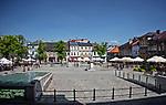 19.05.2013. Rynek w Bielsku-Białej.