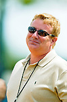 6 March 2006: Jim Bowden, General Manager of the Washington Nationals, prior to a Spring Training game against the Los Angeles Dodgers. The Nationals and Dodgers played to a scoreless tie at Holeman Stadium, in Vero Beach Florida...Mandatory Photo Credit: Ed Wolfstein..