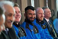 Picture By Allan McKenzie/SWpix.com - 05/04/18 - Cricket - Cheteshwar Pujara Press Conference - Aagrah Leeds, Leeds, England - Cheteshwar Pujara at the Aagrah Leeds.