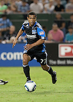 San Jose Earthquakes vs Chicago Fire September 29 2010