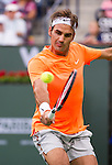 Roger Federer (SUI) defeats Jack Sock (USA) 63 62