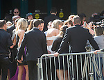 2015-05-17 Las Vegas Billboard Red Carpet arrovals out side MGM Grand Gardens , Singer Taylor Swift