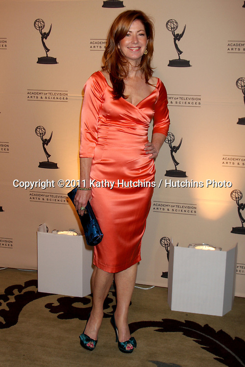 LOS ANGELES - MAY 5:  Dana Delany arriving at the 4th Annual Television Academy Honors  at Beverly Hills Hotel on May 5, 2011 in Beverly Hills, CA