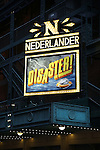 'Disaster' - Theatre Marquee