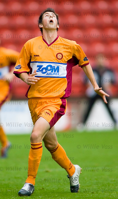 Darren Smith, Motherwell.stock season 2005-2006.pic willie vass