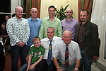 Fergal Digney, Frankie Digney, Cathal Whelan, Paul Dwyer, Jake Digney, John Digney and Frank Digney at John's 40th in the Boyne Valley Hotel...Photo NEWSFILE/Jenny Matthews.(Photo credit should read Jenny Matthews/NEWSFILE)....This Picture has been sent you under the condtions enclosed by:.Newsfile Ltd..The Studio,.Millmount Abbey,.Drogheda,.Co Meath..Ireland..Tel: +353(0)41-9871240.Fax: +353(0)41-9871260.GSM: +353(0)86-2500958.email: pictures@newsfile.ie.www.newsfile.ie.FTP: 193.120.102.198.