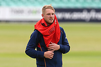 Jamie Porter of Essex looks on ahead of Worcestershire CCC vs Essex CCC, Specsavers County Championship Division 1 Cricket at Blackfinch New Road on 11th May 2018