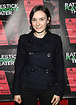 Libby Woodbridge attending the Opening Night Performance of The Rattlestick Playwrights Theater Production of 'A Summer Day' at the Cherry Lane Theatre on 10/25/2012 in New York.