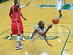 Tulane vs. Houston (Men's BBall 2013)