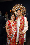 Raj and Jugal Malani at the Arts of India Gallery launch party at the Museum of Fine Arts Houston Thursday May 14,2009.(Dave Rossman/For the Chronicle)
