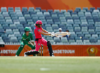 3rd November 2019; Western Australia Cricket Association Ground, Perth, Western Australia, Australia; Womens Big Bash League Cricket, Sydney Sixers verus Melbourne Stars; Ellis Perry of the Sydney Sixers pulls the ball during her innings - Editorial Use