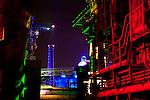 Europa, DEU, Deutschland, Nordrhein Westfalen, NRW, Rheinland, Niederrhein, Ruhrgebiet, Duisburg, Landschaftspark Duisburg-Nord, Industriedenkmal, Nachts, Illumination, Kategorien und Themen, Architektur, Architektonisch, Architekturstil, Bauwerk, Gebaeude, Historisch, Architekturfoto, Architekturphoto, Architekturfotografie, Architekturphotographie, Tourismus, Touristik, Touristisch, Touristisches, Urlaub, Reisen, Reisen, Ferien, Urlaubsreise, Freizeit, Reise, Reiseziele, Ferienziele<br /> <br /> [Fuer die Nutzung gelten die jeweils gueltigen Allgemeinen Liefer-und Geschaeftsbedingungen. Nutzung nur gegen Verwendungsmeldung und Nachweis. Download der AGB unter http://www.image-box.com oder werden auf Anfrage zugesendet. Freigabe ist vorher erforderlich. Jede Nutzung des Fotos ist honorarpflichtig gemaess derzeit gueltiger MFM Liste - Kontakt, Uwe Schmid-Fotografie, Duisburg, Tel. (+49).2065.677997, archiv@image-box.com, www.image-box.com]