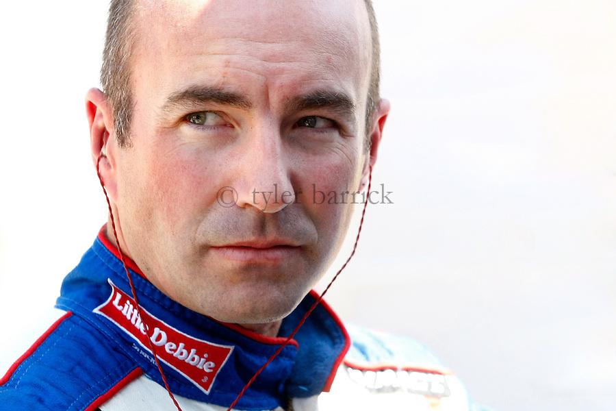 Bristol International Raceway.Marcos Ambrose.© 2010, Tyler Barrick.....