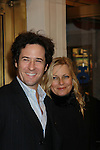 Rob Morrow at The opening Night of Broadway's Gore Vidal's The Best Man on April 1, 2012 at the Gerald Schoenfeld Theatre, New York City, New York. (Photo by Sue Coflin/Max Photos)