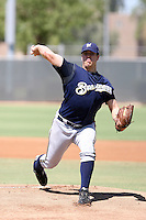 Cody Scarpetta - Milwaukee Brewers - 2010 Instructional League.Photo by:  Bill Mitchell/Four Seam Images..
