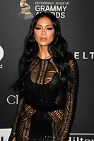 BEVERLY HILLS, CA- FEBRUARY 09: Nicole Scherzinger at the Clive Davis Pre-Grammy Gala and Salute to Industry Icons held at The Beverly Hilton on February 9, 2019 in Beverly Hills, California.      <br /> CAP/MPI/IS<br /> ©IS/MPI/Capital Pictures