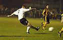 25/03/2003                   Copright Pic : James Stewart.File Name : stewart-alloa v ayr 06.STEPHEN WHALEN SCORES THE SECOND FOR AYR....James Stewart Photo Agency, 19 Carronlea Drive, Falkirk. FK2 8DN      Vat Reg No. 607 6932 25.Office     : +44 (0)1324 570906     .Mobile  : +44 (0)7721 416997.Fax         :  +44 (0)1324 570906.E-mail  :  jim@jspa.co.uk.If you require further information then contact Jim Stewart on any of the numbers above.........