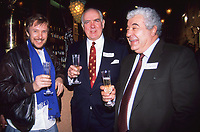 1992 Soho restaurateurs association inauguration London