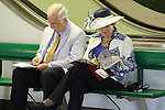 April 11, 2014: Scenes the morning of the Arkansas Derby at Oaklawn Park in Hot Springs, AR. Justin Manning/ESW/CSM