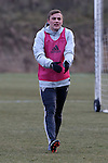 08 December 2016: Seattle's Jordan Morris. Seattle Sounders FC held a training session at the Kia Training Ground in Toronto, Ontario in Canada two days before playing in MLS Cup 2016.