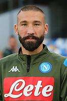 Lorenzo Tonelli of Napoli<br /> Napoli 19-10-2019 Stadio San Paolo <br /> Football Serie A 2019/2020 <br /> SSC Napoli - Hellas Verona FC<br /> Photo Cesare Purini / Insidefoto