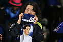 Gamba Osaka fans, December 3, 2011 - Football / Soccer : 2011 J.LEAGUE Division 1, 34th Sec match between Shimizu S-Pulse 1-3 Gamba Osaka at OUTSOURCING Stadium Nihondaira in Shizuoka, Japan. (Photo by Akihiro Sugimoto/AFLO SPORT) [1080]