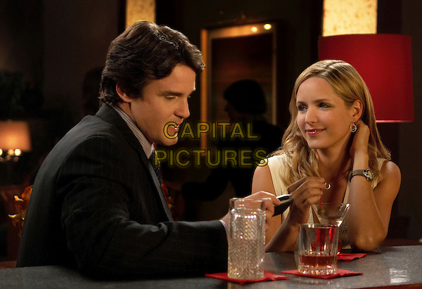 EDDIE McCLINTOCK & JORDANA SPIRO.in My Boys .**Editorial Use Only**.CAP/FB.Supplied by Capital Pictures