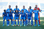 Getafe CF's team photo during Preseason match between Getafe CF and Crotone FC at Colisseum Alfonso Perez in Getafe, Spain. August 02, 2019. (ALTERPHOTOS/A. Perez Meca)