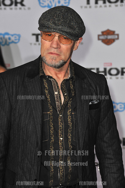 Michael Rooker at the US premiere of &quot;Thor: The Dark World&quot; at the El Capitan Theatre, Hollywood.<br /> November 4, 2013  Los Angeles, CA<br /> Picture: Paul Smith / Featureflash