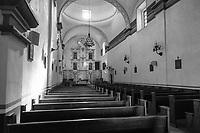 Mission San Jose interior