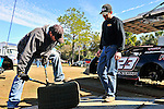 Feb 12, 2011; 11:10:50 AM; Gibsonton, FL., USA; The Lucas Oil Dirt Late Model Racing Series running The 35th annual Dart WinterNationals at East Bay Raceway Park.  Mandatory Credit: (thesportswire.net)