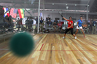 Juegos Mundiales 2013 Raquetball Damas Angela Grisar vs Melania Sauma