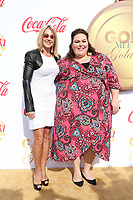 06 January 2018 - Los Angeles, California - Chrissy Metz, Nadia Comaneci. 2018 Gold Meets Golden held at The Sunset House.   <br /> CAP/ADM/PMA<br /> &copy;PMA/ADM/Capital Pictures