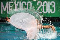Nuria Diosdado Mexico<br /> 8th FINA Synchronised Swimming World Trophy <br /> Day01 Nov. 29 -  Solo Exhibition<br /> Mexico City 29 November - 1 December<br /> Photo G.Scala/Deepbluemedia.eu/Insidefoto