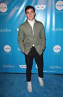 LOS ANGELES, CA - OCTOBER 27: Sam Lerner, at UNICEF Next Generation Masquerade Ball Los Angeles 2017 At Clifton's Republic in Los Angeles, California on October 27, 2017. Credit: Faye Sadou/MediaPunch /NortePhoto.com