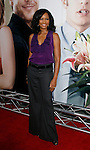 """HOLLYWOOD, CA. - September 15: Actress Garcelle Beauvais arrives at the world premiere of """"My Best Friend's Girl"""" at The Arclight Hollywood on September 15, 2008 in Hollywood, California."""