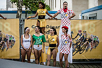 Tour de France 2018 is on a roll...<br /> <br /> <br /> Le Grand D&eacute;part 2018<br /> 105th Tour de France 2018<br /> &copy;Kramon