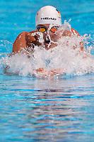 Markus Deibler Germany Men's 200m Individual Medley <br /> Swimming - Nuoto <br /> Barcellona 31/7/2013 Palau St Jordi <br /> Barcelona 2013 15 Fina World Championships Aquatics <br /> Foto Andrea Staccioli Insidefoto