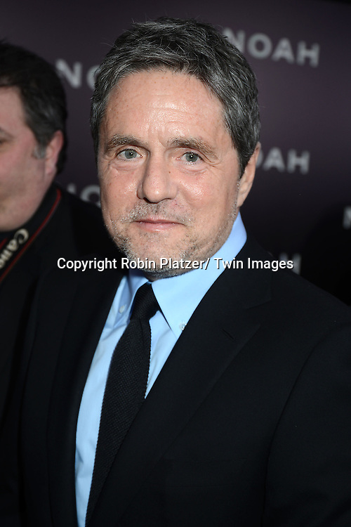 "Brad Grey attends the US Premiere of ""NOAH"" on March 26, 2014 at the Ziegfeld Theatre in New York City."