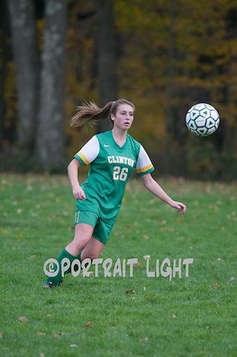 CHS freshman Megan O'Malley.