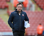 Phil Parkinson manager of Bolton Wanderers during the Championship match at Bramall Lane Stadium, Sheffield. Picture date 30th December 2017. Picture credit should read: Simon Bellis/Sportimage