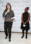 Pam Mackinnon and Chirlane McCray attend the SDC Foundation presents The Mr. Abbott Award honoring Kenny Leon at ESPACE on March 27, 2017 in New York City.