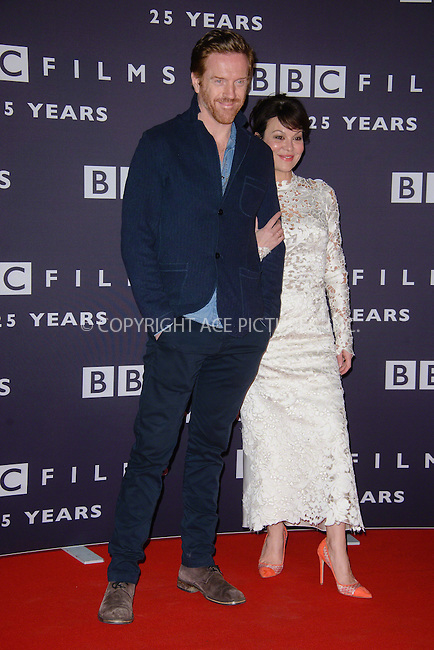 WWW.ACEPIXS.COM<br /> <br /> March 25 2015, London<br /> <br /> Damian Lewis and Helen McCrory attending the BBC Films' 25th Anniversary Reception at BBC Broadcasting House on March 25, 2015 in London, England<br /> <br /> By Line: Famous/ACE Pictures<br /> <br /> <br /> ACE Pictures, Inc.<br /> tel: 646 769 0430<br /> Email: info@acepixs.com<br /> www.acepixs.com