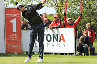 Matthias Schwab (AUT) during the final round of the Made in Denmark presented by Freja, played at Himmerland Golf & Spa Resort, Aalborg, Denmark. 26/05/2019<br /> Picture: Golffile   Phil Inglis<br /> <br /> <br /> All photo usage must carry mandatory copyright credit (© Golffile   Phil Inglis)