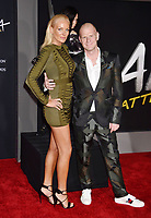 WESTWOOD, CA - FEBRUARY 05: Saskia Holkenborg (L) and Tom Holkenborg attend the Premiere Of 20th Century Fox's 'Alita: Battle Angel' at Westwood Regency Theater on February 05, 2019 in Los Angeles, California.<br /> CAP/ROT/TM<br /> ©TM/ROT/Capital Pictures