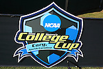 07 December 2008: The 2008 Women's College Cup logo. The University of North Carolina Tar Heels defeated the Notre Dame Fighting Irish 2-1 at WakeMed Soccer Park in Cary, NC in the championship game of the 2008 NCAA Division I Women's College Cup.