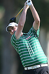 02/18/12 Pacific Palisades, CA: Marc Leishman during the third round of the Northern Trust Open held at the Riviera Country Club