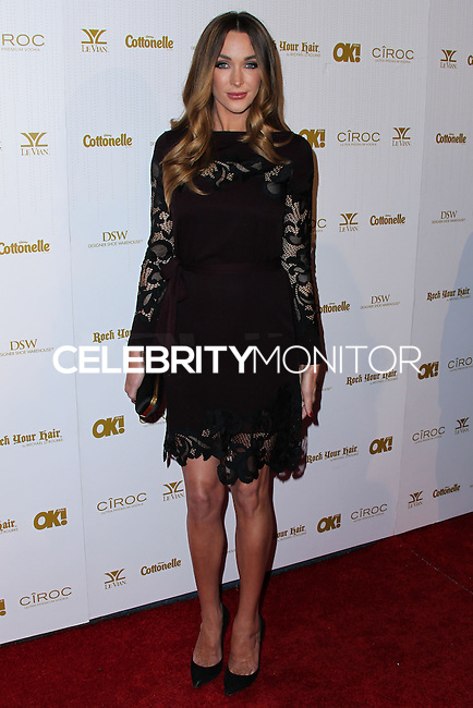 WEST HOLLYWOOD, CA, USA - FEBRUARY 27: Courtney Bingham at the OK! Magazine Pre-Oscar Party 2014 held at Greystone Manor Supperclub on February 27, 2014 in West Hollywood, California, United States. (Photo by Xavier Collin/Celebrity Monitor)