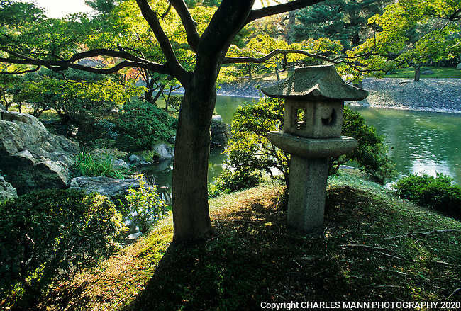 The Sento Gosho is a large enclosed garden on the grounds of the Imperial Palace in the center of Kyoto.