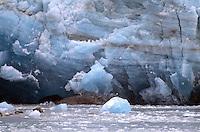 Ice wall, Alaska